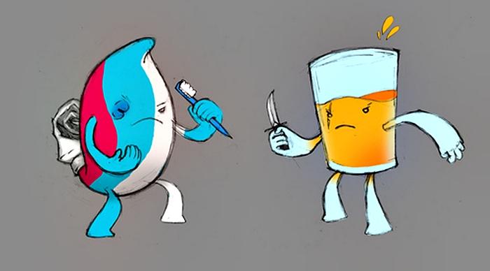 toothpaste-orange-juice